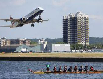 london city havaalanı